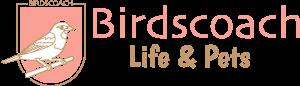 Logo d'entraîneur d'oiseaux