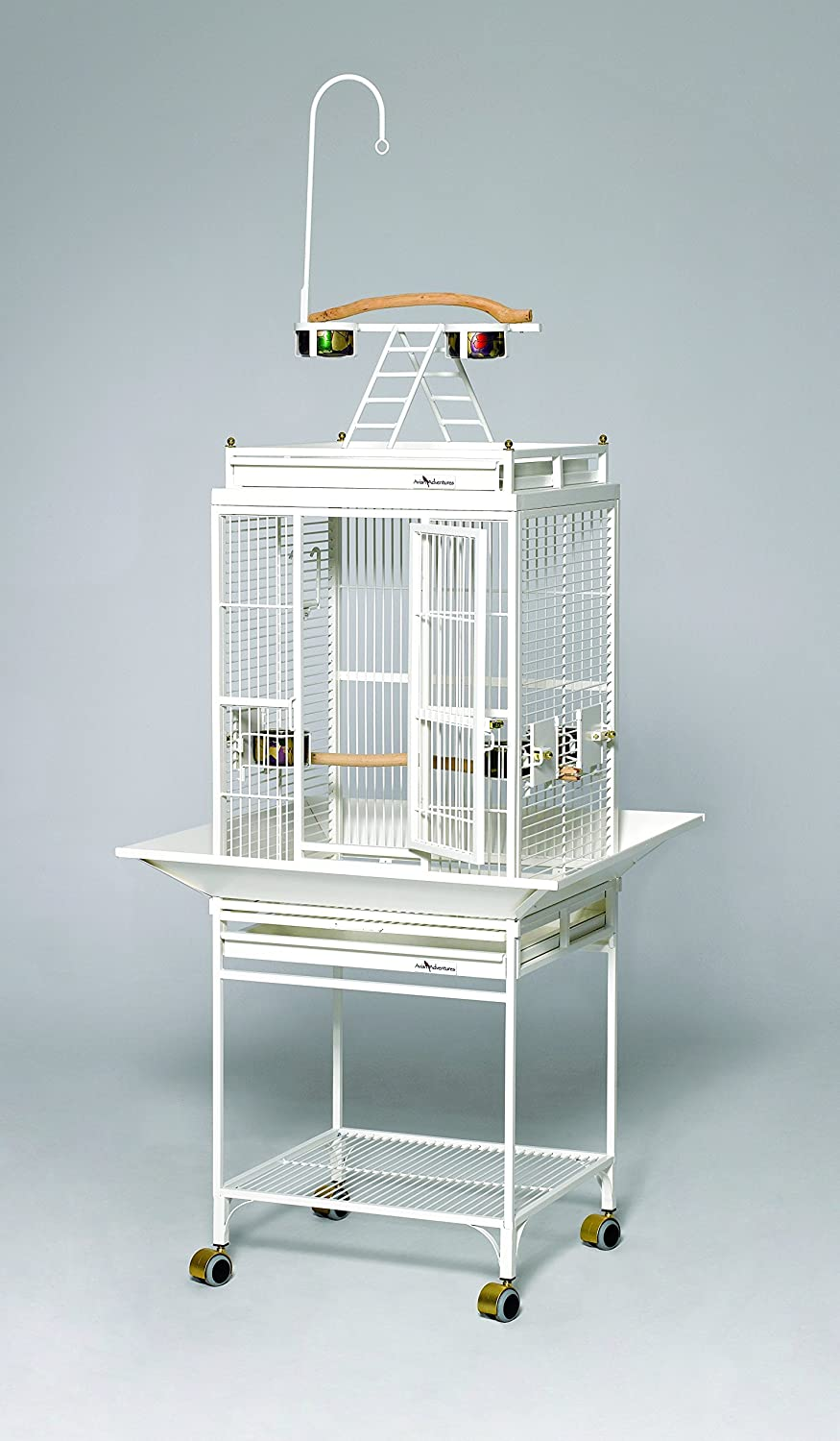 Midwest Homes for Pets Avian Adventures Nina Play Top Bird Cage