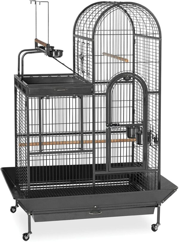 double roof bird cage